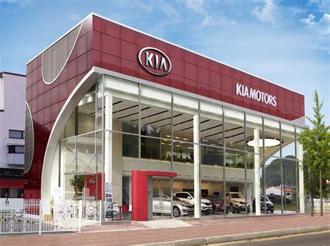Kia Motor Service Centre Malaysia Naza Kia Opens Kia Cube Johor Bahru 4s Centre