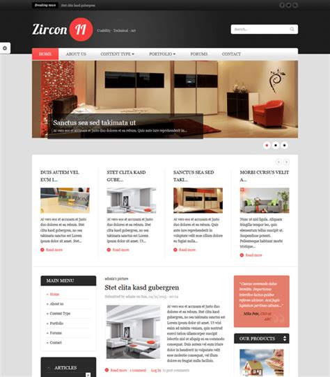 drupal themes multilanguage 18 of the best business drupal themes down