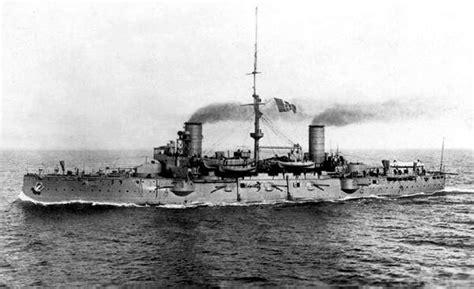 il gabbiano cing croiseurs italiens