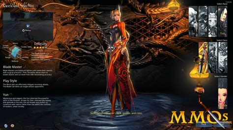 blade and soul blade soul review