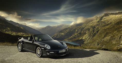 porsche 911 convertible black 2011 black porsche 911 turbo s cabriolet wallpapers