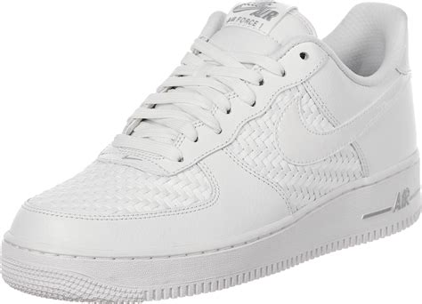 Wei E Schuhe by Nike Air 1 07 Lv8 Shoes White