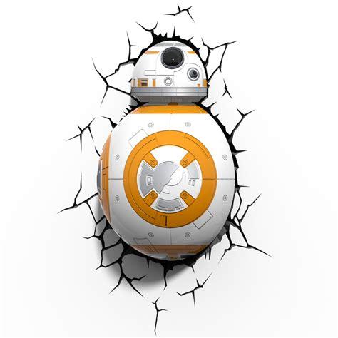 Star Wars The Force Awakens BB 8 3D Light IWOOT