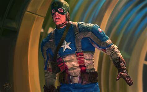 Captain America 02 captain america 02 by mingluke1987 on deviantart