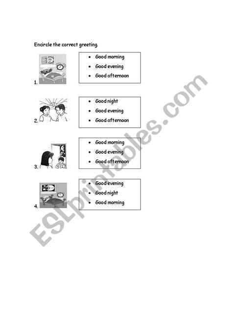 English worksheets: Polite Expression