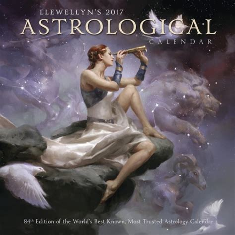 astrological almanac for 2018 books llewellyn s 2017 astrological calendar witch gifts