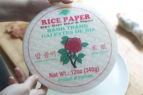 What Can You Make With Rice Paper - how to buy and use rice paper wrappers
