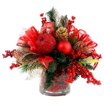 christmas centerpieces delivered flower delivery marbella florist marbella