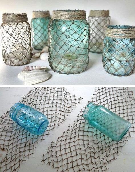 badezimmer ideen auf einem etat die besten 17 ideen zu fischernetz deko auf