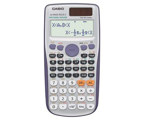 tutorial casio fx 991es plus fx 991es plus natural textbook display models non