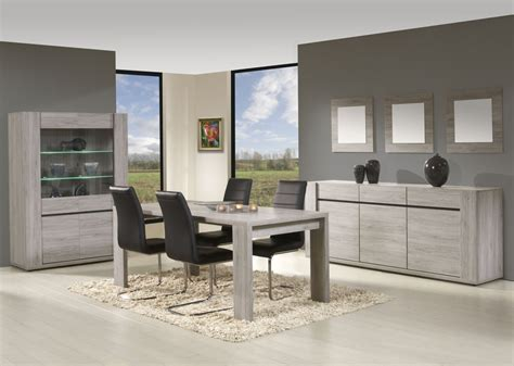 salle a manger complete grise fonce complete gris anthracite salle scandinave grise