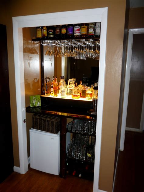 closet bar jigsaws and ginger this is the bar that jack built ya ll