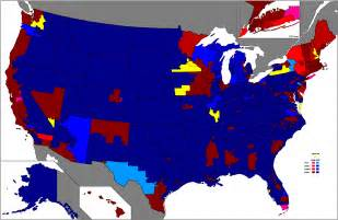 us election map by district predicting the 2016 presidential election by congressional