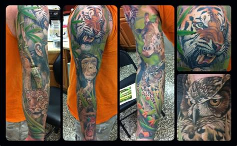 animal full sleeve full color sean karn yelp