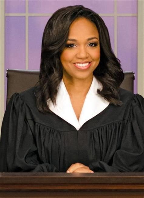 judge geneen hair fox news judge faith jenkins beautiful women my chica s