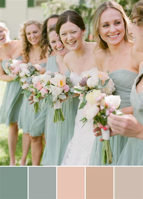 5 Wedding Color Ideas by 5 Trending Wedding Color Ideas For Your Big Day