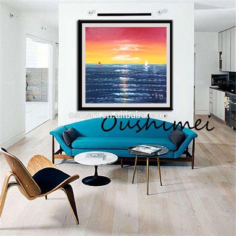 Room Decoration Handmade - living room wall abstract decor handmade canvas le chat