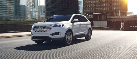 2019 Ford Colors by 2019 Ford Edge Color Options