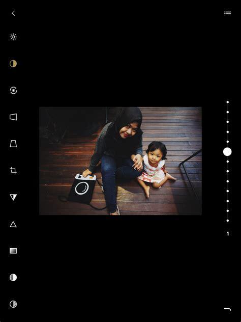 tutorial edit foto menggunakan vscocam menggunakan vscocam untuk menambah kesan dramatis pada