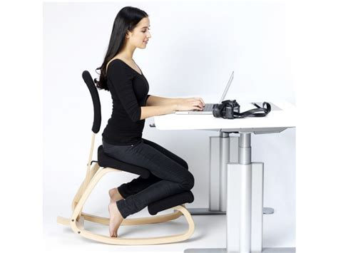 si鑒e ergonomique assis genoux jan beek varier variable balansstoel eigentijds wonen