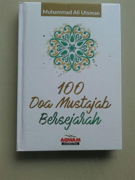 Buku 100 Teknik Meningkatkan Laba buku 100 doa mustajab bersejarah