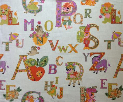 childrens upholstery fabric children s fabric vintage revival