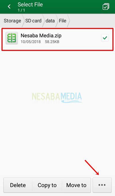 cara membuat file rar jadi iso di android 3 cara membuka file rar zip di android tanpa aplikasi 2018