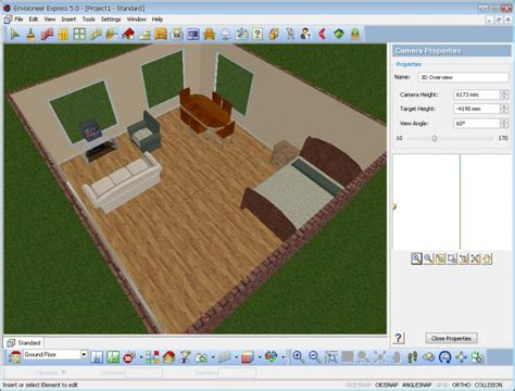 2d Home Design Software Free Download For Windows 7 by Envisioneer Express Download