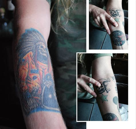 spilled ink tattoo spilled ink bartenders talk about their tattoos