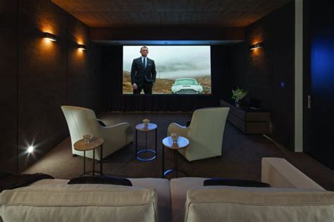 simple home theater design concepts lavish beverly hills residence brings home the holiday