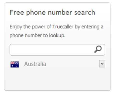 Mobile Number Lookup Free Avantfind
