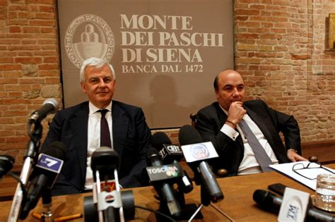 banca monte paschi news monte dei paschi chairman says talks of ceo replacement