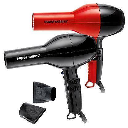 Hair Dryer Solano solano hair dryer model 232