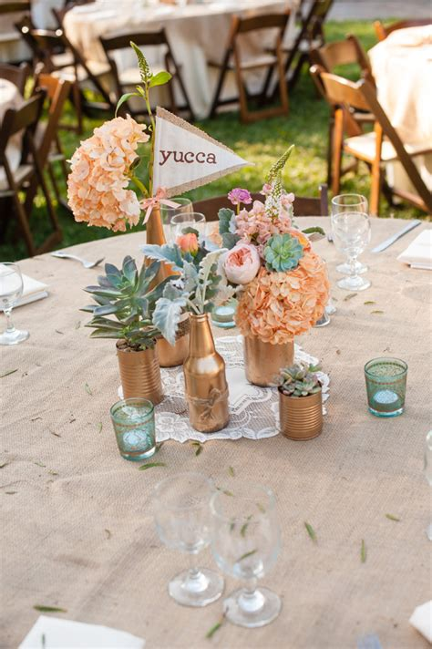 wonderful detail filled southwestern desert flower themed wedding at maravilla gardens fab you