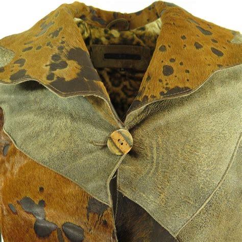 Cowhide Suede - c duval cowhide suede leather jacket womens 34 eu us 4