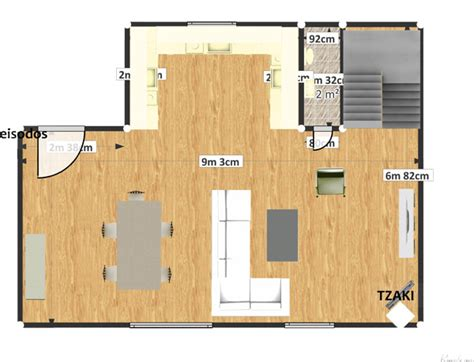 couch floor plan how to mix contemporary sofa and classic dining set in a
