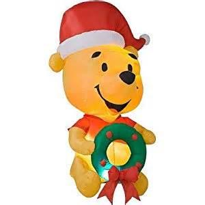 amazon com gemmy egg noggin disney winnie the pooh 6