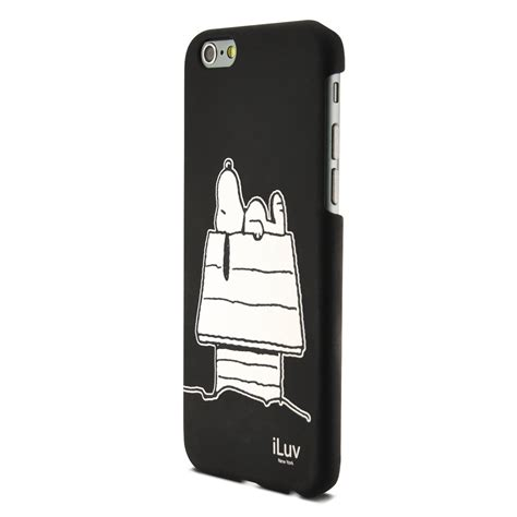 Snoopy For Iphone 6 iluv snoopy series doghouse for iphone 6 6s