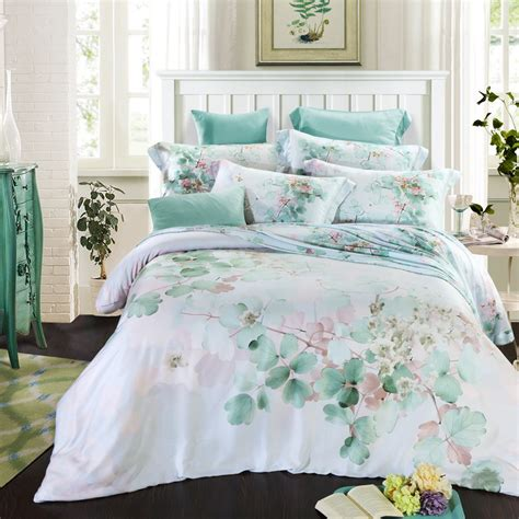 super soft comforter sets tencel super soft bedding sets queen king size bedclothes