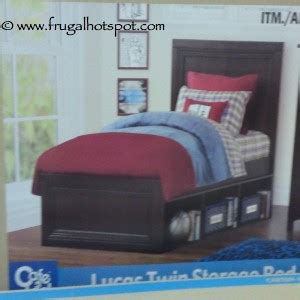costco beds for sale costco sale cafekid lucas twin storage bed 356 99
