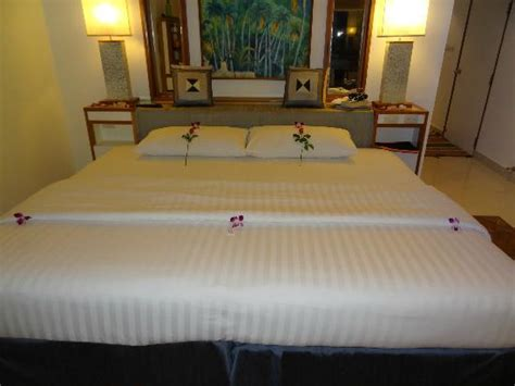 largest bed biggest bed ever picture of mom tri s villa royale kata beach tripadvisor