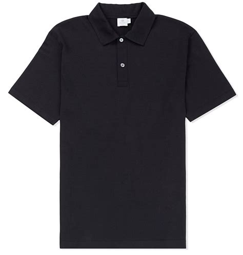 Polo Shirt Black Tide Original parent information stuchbery elementary