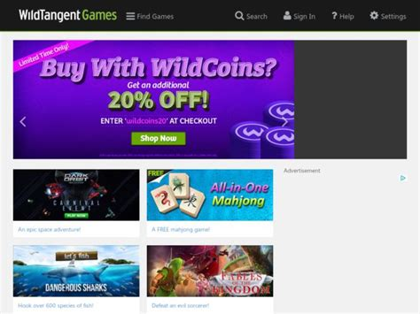 WildTangent Games Vouchers & Discount Codes (4 available ... Free Wildtangent Game Download