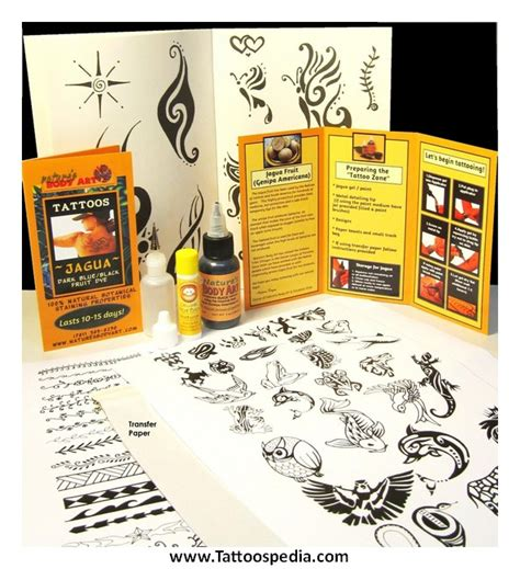 tattoo kits amazon henna kit 9