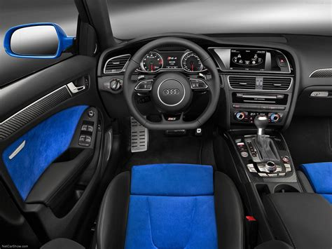 Audi RS4 Avant Nogaro selection picture # 05 of 07, Interior, MY 2014, 1600x1200