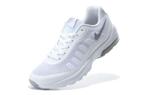 all white athletic shoes nike air max 95 all white running shoes