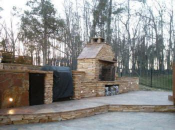 Fireplace Columbia Sc by Columbia Sc Outdoor Kitchens Fireplaces Columbia Outdoor