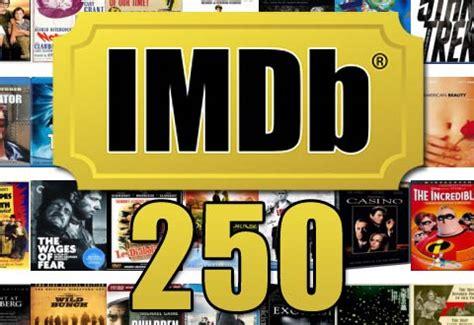 film jadul terbaik sepanjang masa daftar 250 film terbaik sepanjang masa versi imdb the