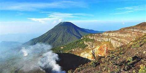sejarah  misteri gunung besar pangrango top lintas
