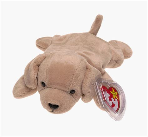 beanie baby puppy ty beanie babies fetch the golden retriever fuhzee